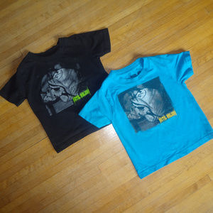 2x Metal Mulisha Tee Shirts 4t motocross